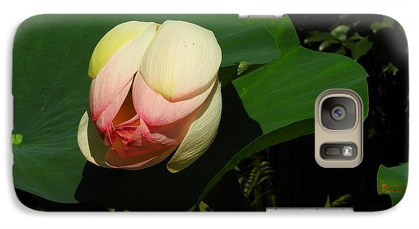 Water Lily Galaxy S7 Case