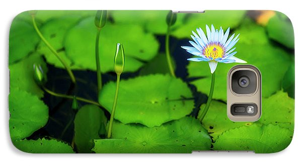 Galaxy Case featuring the photograph Water Logged by Ryan Manuel
