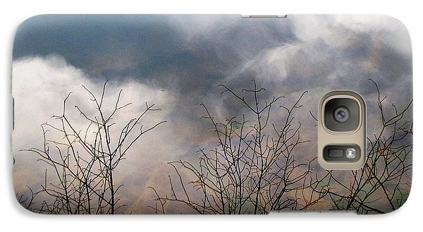 Galaxy Case featuring the photograph Water Study by Melissa Stoudt