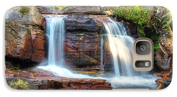 Waterfall Galaxy S7 Case by Gary Lengyel