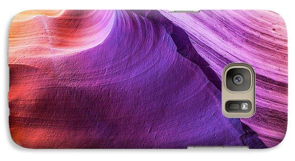Waterhole Canyon Wave Galaxy S7 Case
