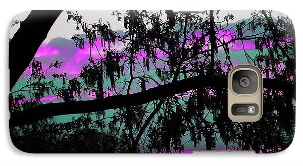 Galaxy Case featuring the photograph Waterloo Sunset by Susan Carella