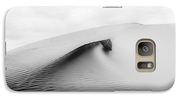 Galaxy Case featuring the photograph Wave Theory Vi by Ryan Weddle
