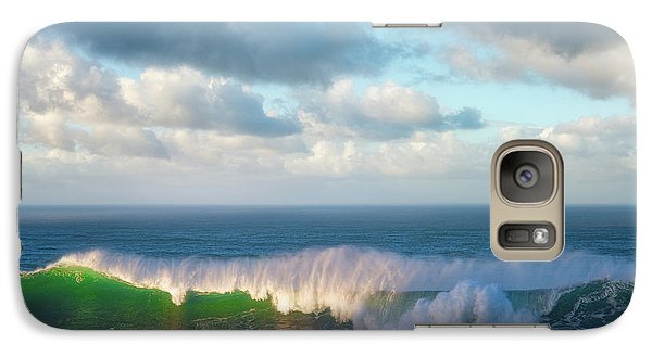 Galaxy Case featuring the photograph Wave Length by Darren White