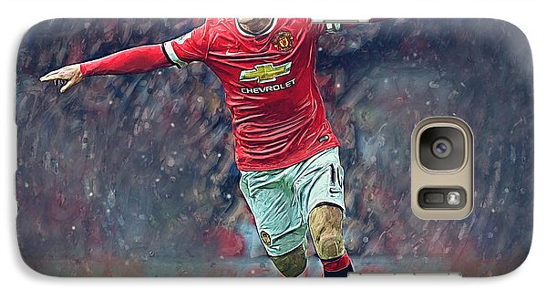 Wayne Rooney Galaxy S7 Case