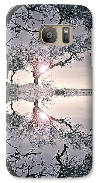 Galaxy Case featuring the photograph We Are In This Together by Tara Turner