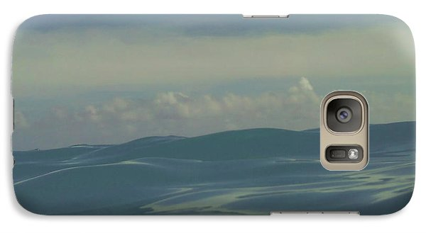 Galaxy Case featuring the photograph We Are One by Laurie Search