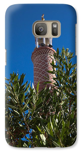 Galaxy Case featuring the photograph We Both Head Towards The Light  by Jez C Self