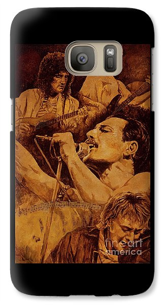 We Will Rock You Galaxy S7 Case