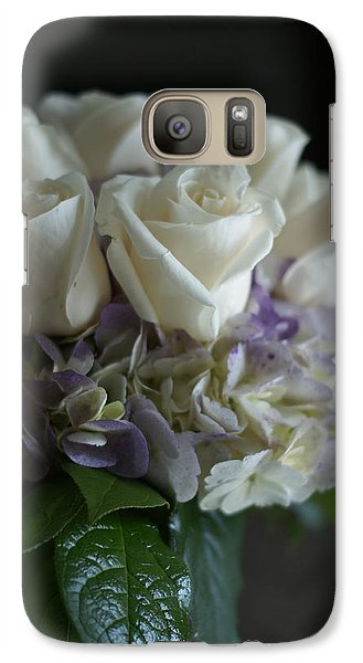 Galaxy Case featuring the photograph Wedding Bouquet by Heidi Poulin