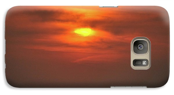 Galaxy Case featuring the photograph Wednesday Morning by Michael Flood