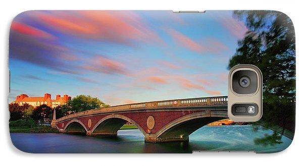 Weeks' Bridge Galaxy S7 Case by Rick Berk