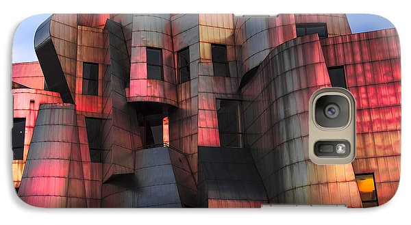 Weisman Art Museum At Sunset Galaxy S7 Case by Craig Hinton