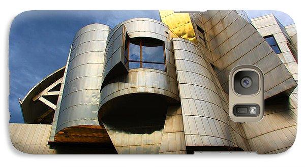 Weisman Art Museum University Of Minnesota Galaxy S7 Case by Wayne Moran