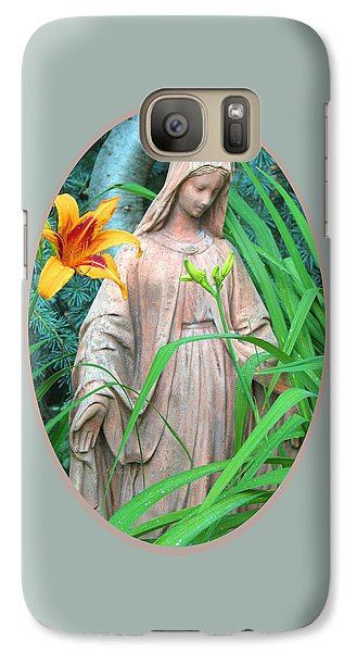 Galaxy Case featuring the photograph Peace Be With You by Brooks Garten Hauschild