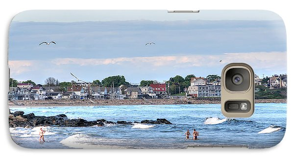 Galaxy Case featuring the photograph Welcoming Summer by Adrian LaRoque