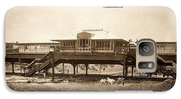 West 207th Street, 1906 Galaxy S7 Case