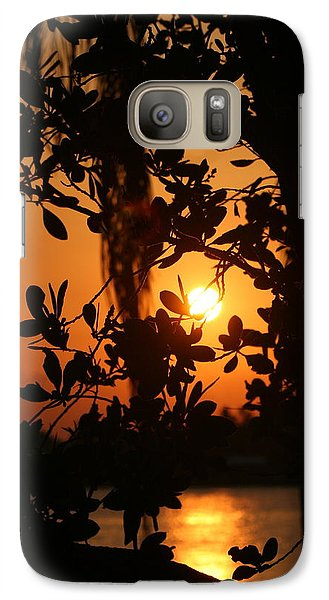 Galaxy Case featuring the photograph West Palm Beach Sunrise by Diane Merkle