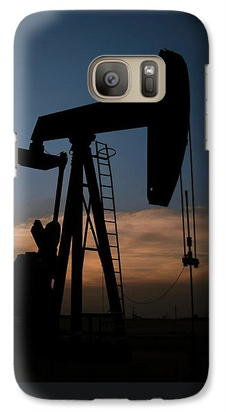West Texas Sunset Galaxy S7 Case
