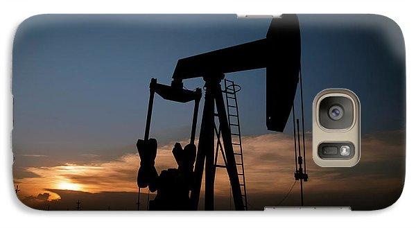 West Texas Sunset Galaxy S7 Case