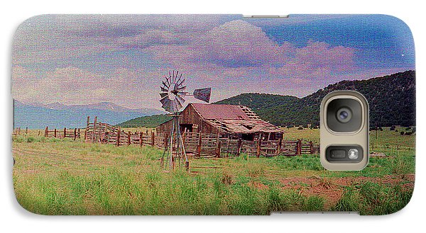 Galaxy Case featuring the photograph Westcliff Colorado by Patricia Greer