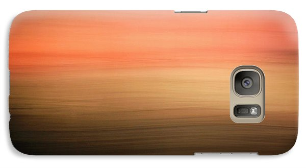 Galaxy Case featuring the photograph Western Sun by Marilyn Hunt