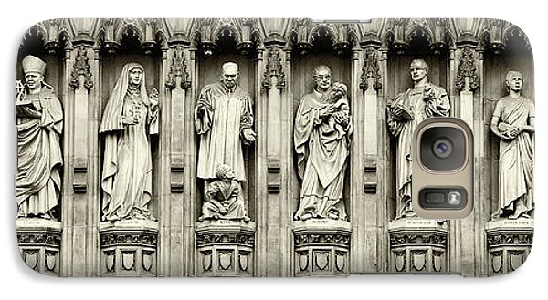 Galaxy Case featuring the photograph Westminster Martyrs Memorial - 1 by Stephen Stookey
