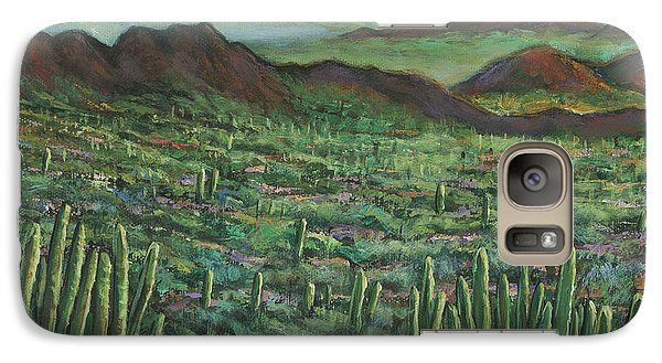 Westward Galaxy S7 Case by Johnathan Harris
