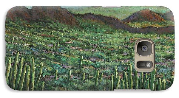 Westward Galaxy S7 Case by Johnathan Harris