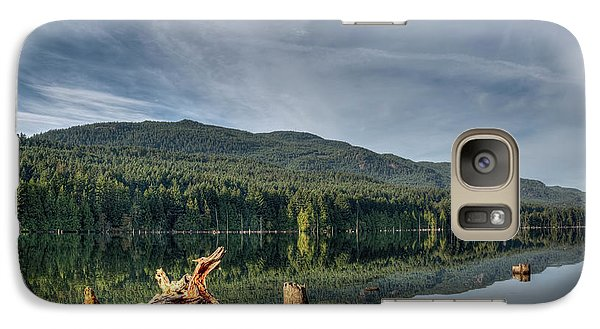 Galaxy Case featuring the photograph Westwood Lake by Randy Hall
