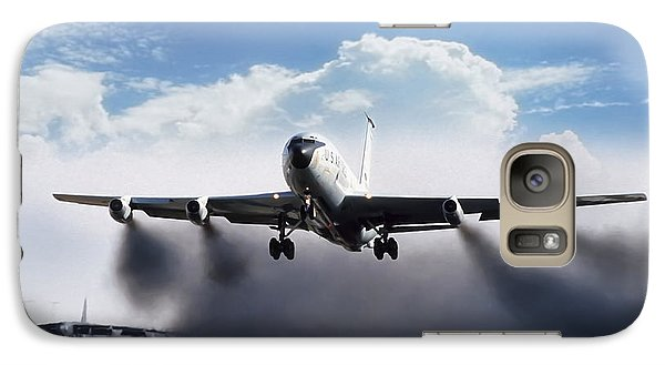 Wet Takeoff Kc-135 Galaxy S7 Case
