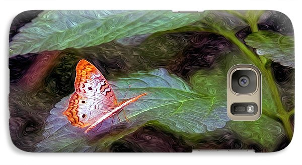 Galaxy Case featuring the digital art What A Great Place To Live by James Steele