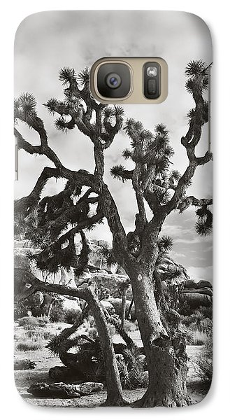 What I Wouldn't Give Bw Galaxy Case by Laurie Search