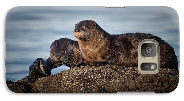 Galaxy Case featuring the photograph Whats For Dinner by Randy Hall