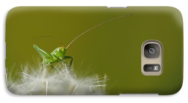 Galaxy Case featuring the photograph What's The Time.... by Richard Patmore