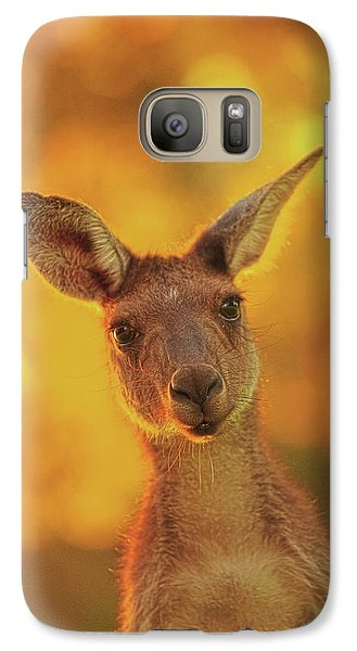 Galaxy Case featuring the photograph What's Up, Yanchep National Park by Dave Catley