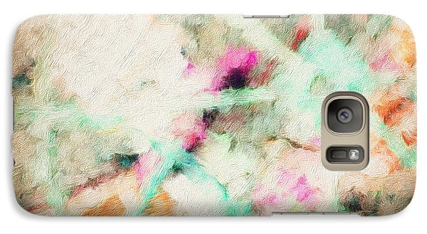 Galaxy Case featuring the photograph Wheels by William Wyckoff