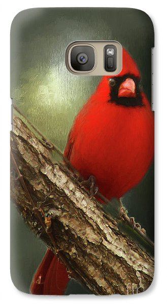 Galaxy Case featuring the photograph When Angels Are Near by Darren Fisher