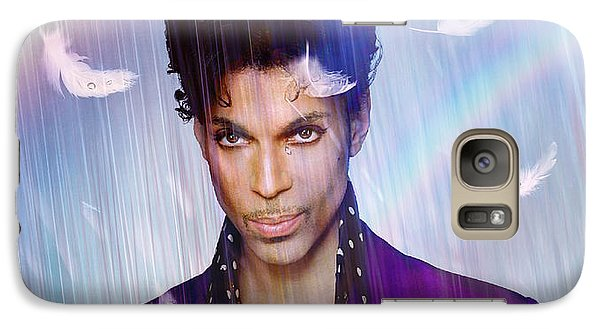 Dove Galaxy S7 Case - When Doves Cry by Mal Bray
