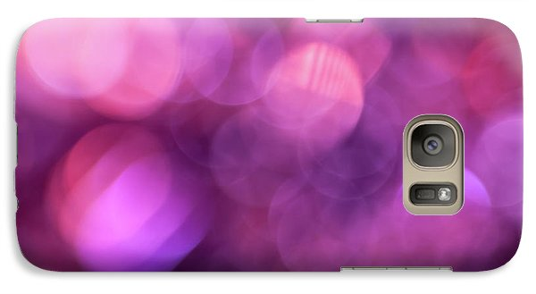 Galaxy Case featuring the photograph When I Close My Eyes by Jan Bickerton