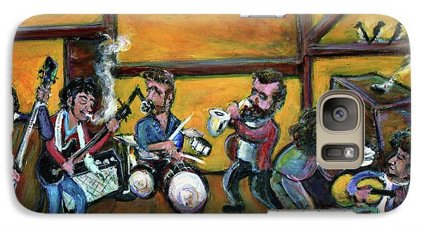 Bob Dylan Galaxy S7 Case - When I Paint My Masterpiece by Jason Gluskin