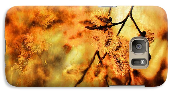 Galaxy Case featuring the digital art When Spring Awakens by Fine Art By Andrew David
