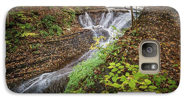 Galaxy Case featuring the photograph When The Leaves Fall by Dale Kincaid