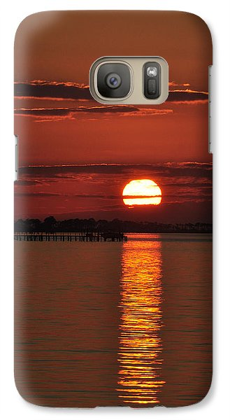 Galaxy Case featuring the photograph When You See Beauty by Jan Amiss Photography
