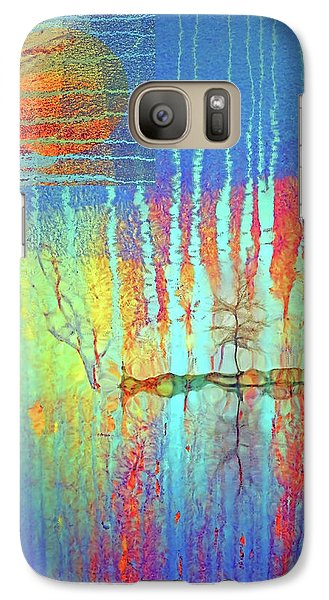 Galaxy Case featuring the photograph Where Have All The Trees Gone? by Tara Turner