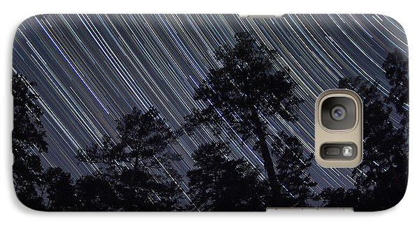 Galaxy Case featuring the photograph While You Were Sleeping by Dan Wells