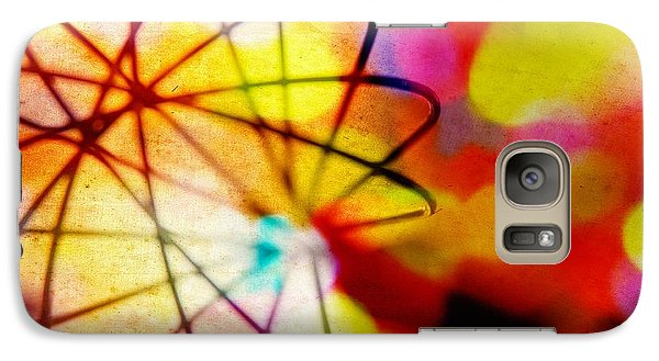 Galaxy Case featuring the photograph Whisk ...altered Images Series by Lynn England