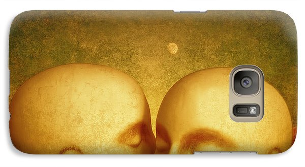Galaxy Case featuring the photograph Whispers by Jeff  Gettis