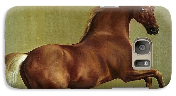 Whistlejacket Galaxy Case by George Stubbs