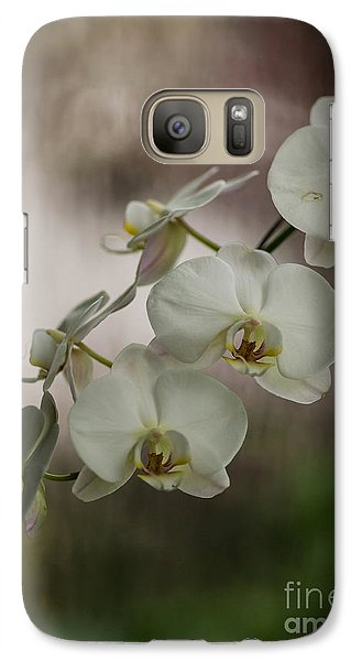 White Of The Evening Galaxy S7 Case
